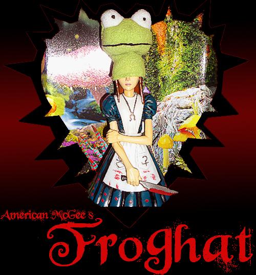 Froghat by sadwonderland