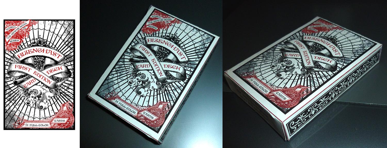Bizenghast Card Box by sadwonderland