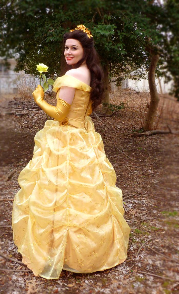 Belle of the Backyard by sadwonderland