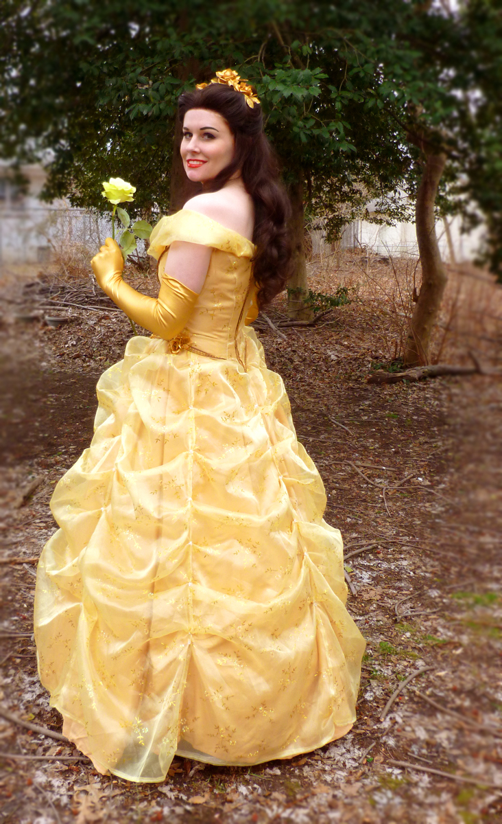 Belle of the Backyard by sadwonderland