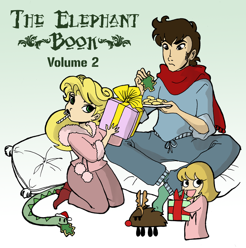 The Elephant Book- Volume 2 by sadwonderland