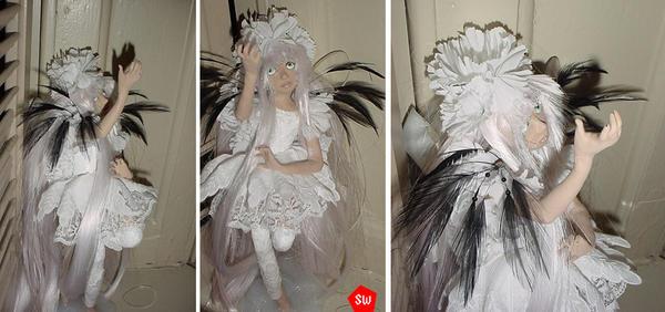 Ice Fairy Model by sadwonderland