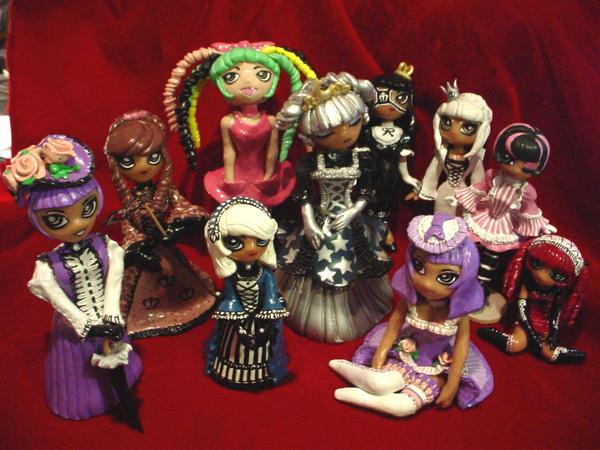 LollyBits Group by sadwonderland