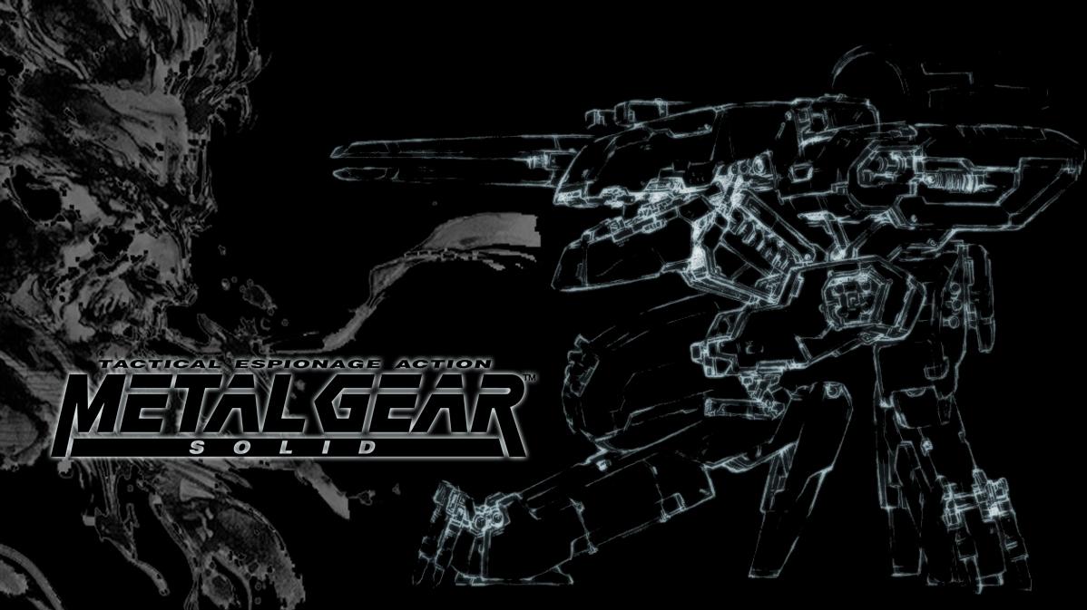 Metal Gear Solid Wallpaper by CrimsonCorvus on DeviantArt