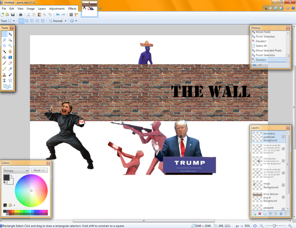Make TABS great again! (WIP) by inkoalawetrust