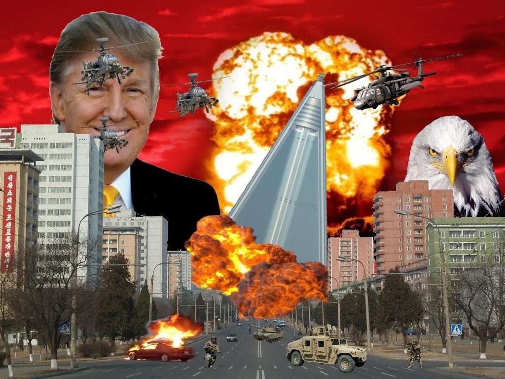 North Korea by inkoalawetrust
