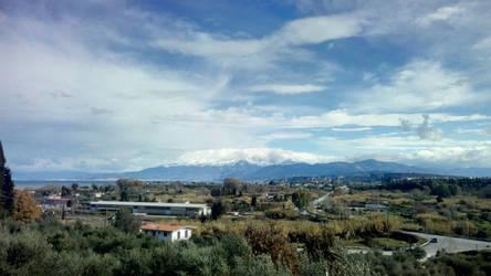 Mountain by inkoalawetrust