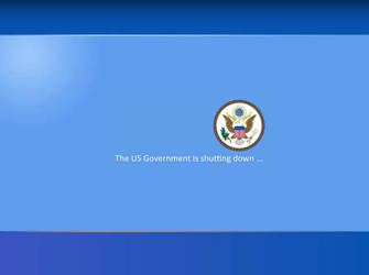 The US Government is shutting down ... by inkoalawetrust