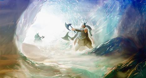 Viking by guleryuzmehmet