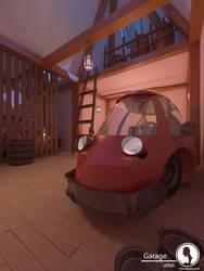 Garage by guleryuzmehmet