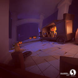 Halloween by guleryuzmehmet