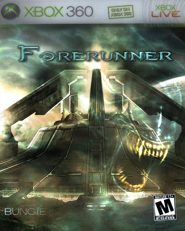 Forerunner Cover by Qqg9