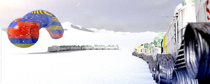 The Ice Mine