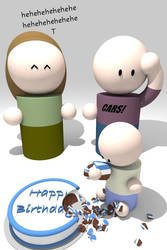 Em's Birthday Card