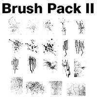 Brush Pack II by mattisgentle