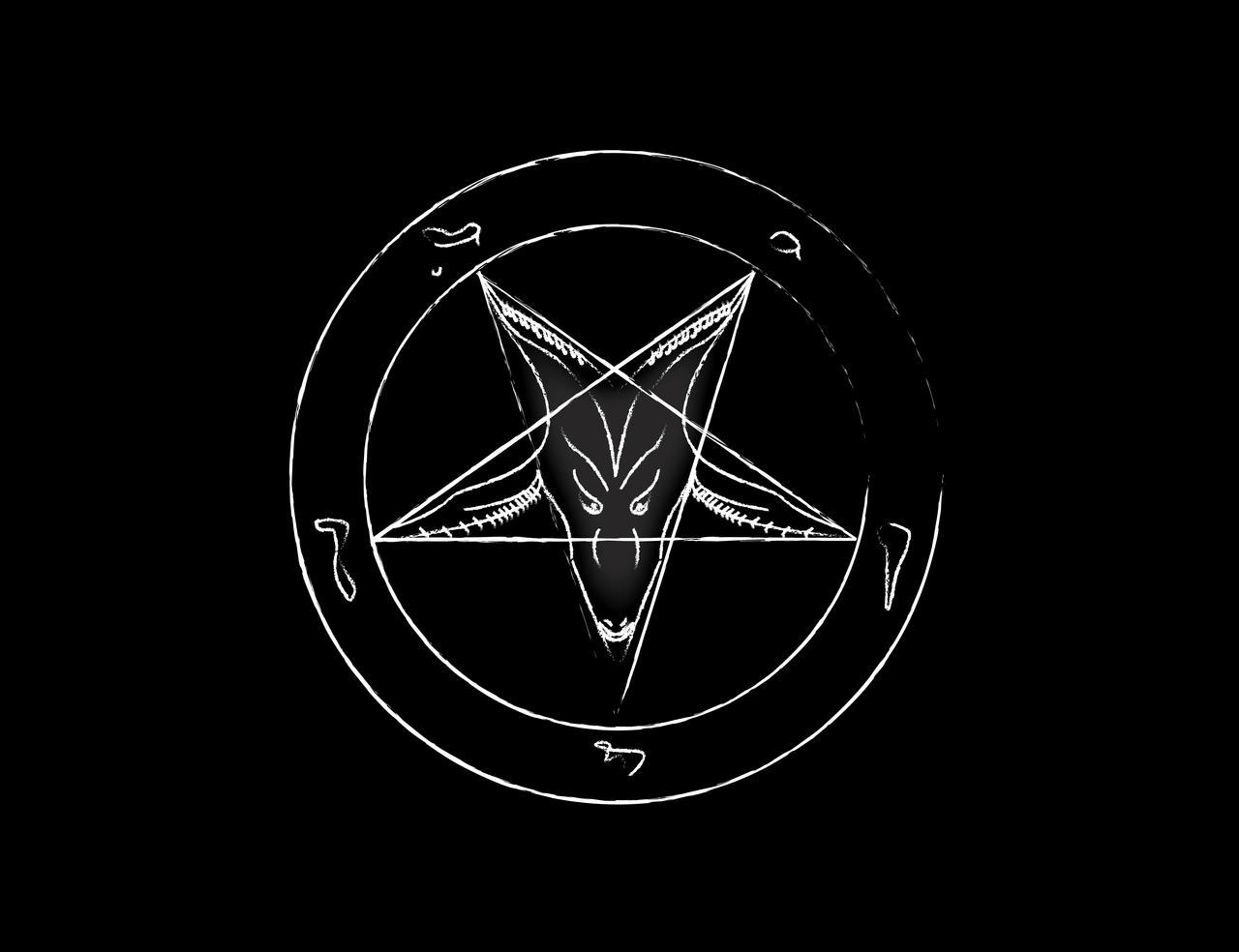 Sigil Of Satan Church Of Satan Asp Official Sigil Of Baphomet