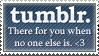 Tumblr Stamp by Hoshizora-no-Yume530