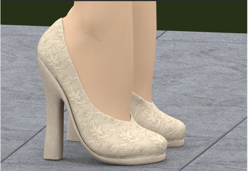 Highheels Preview by endamist