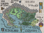 The Realms of Alderland, Sulgravia, and Neighbours