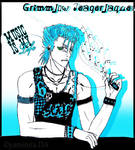 Grimmjow - Music is my life