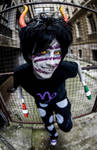 WELCOME TO THE DARK CARNIVAL, BROTHER by yaminita