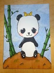 Panda Bear ATC #04