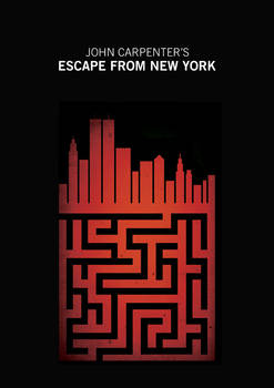 Escape From New York by Adam Armstrong
