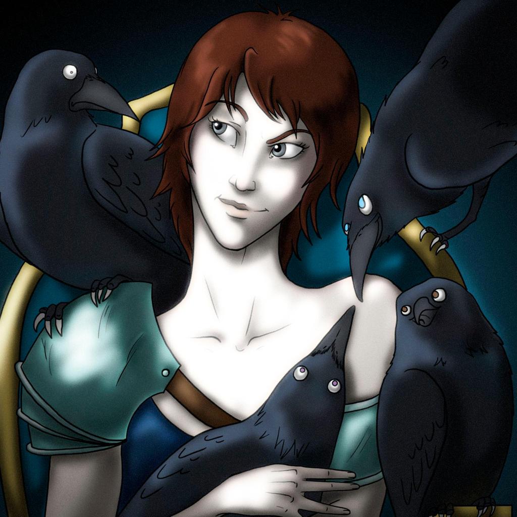 -Lady Crowty by Renna-R