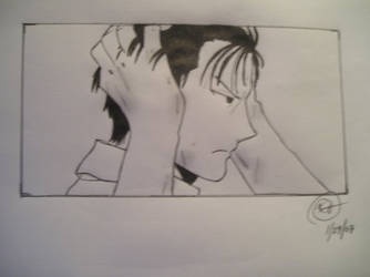 Sad Roy by roy-mustang