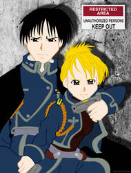 Roy's Girl by roy-mustang