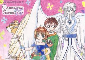 Cardcaptor Sakura 2001 by Yues-Woman