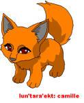 baby fox1 base
