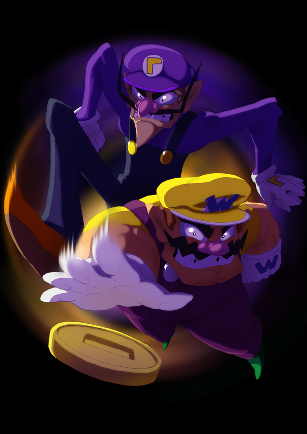 Wario Brothers by DmitriYu