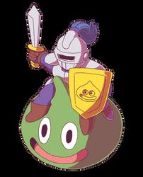 Slime Knight ID by DmitriYu