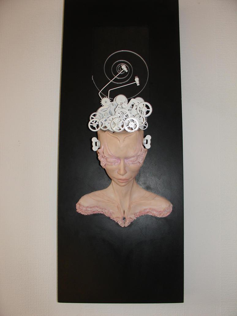 Beautiful mind by KamillaM