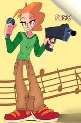 Pico Anime Style