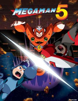Mega Man 5 review