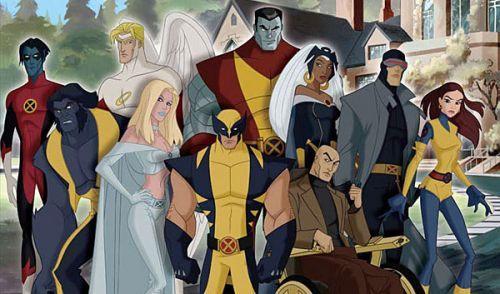 The X-men by supercrashthehedgeho