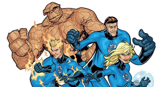 The-Fantastic-Four-United-Family by supercrashthehedgeho