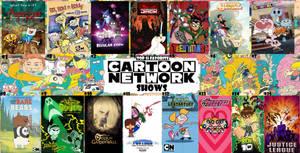Top 15 favorite Cartoon Network shows