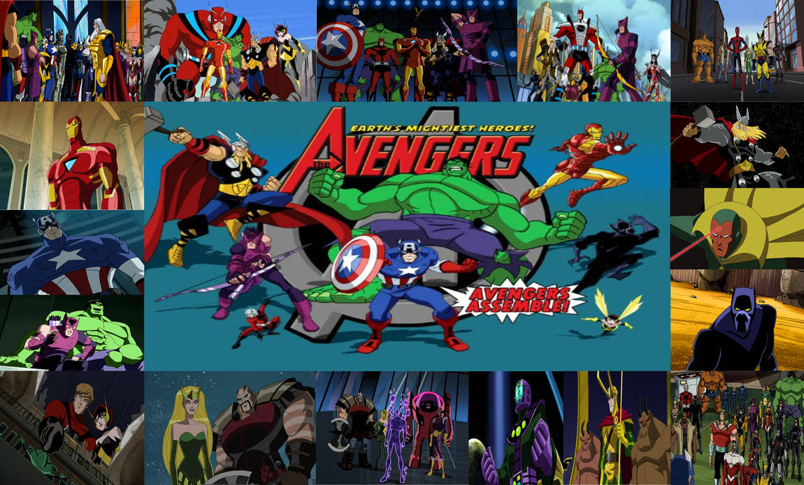 The Avengers: Earth's Mightiest Heroes review by