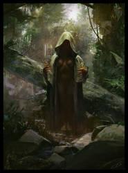 Forest Soul by WojtekFus