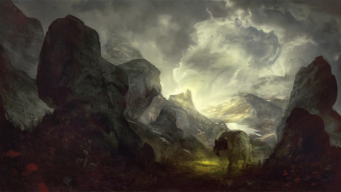 The Hunt by WojciechFus