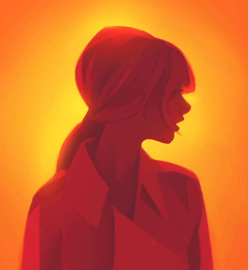 Dream in Red + VIDEO by WojciechFus