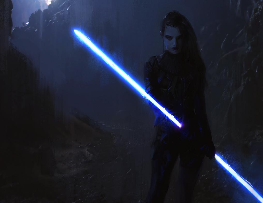 Jedi Master by WojciechFus