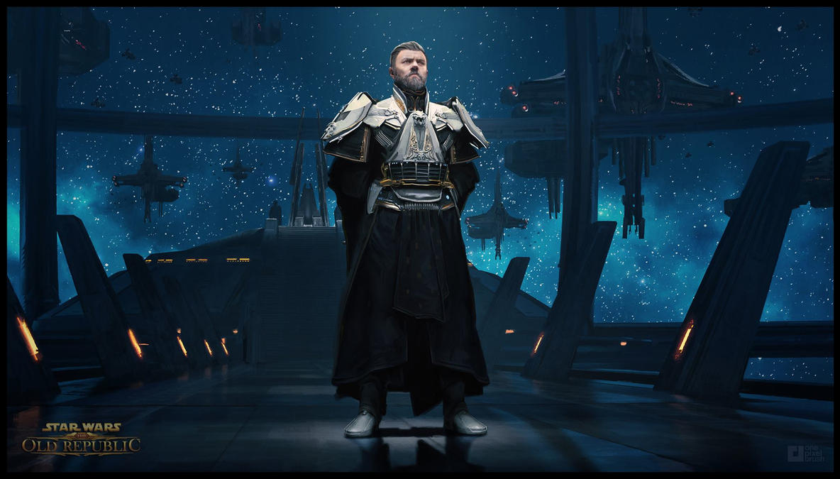 Star Wars: The Old Republic - Valkorion by WojciechFus