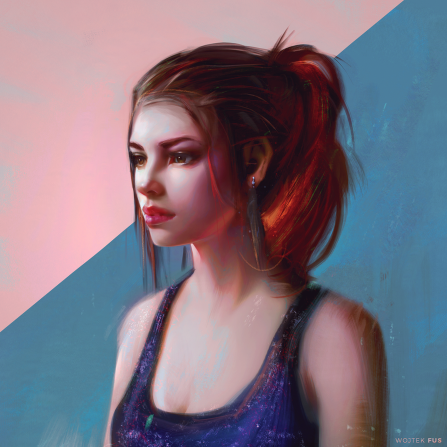 Aaren by WojciechFus