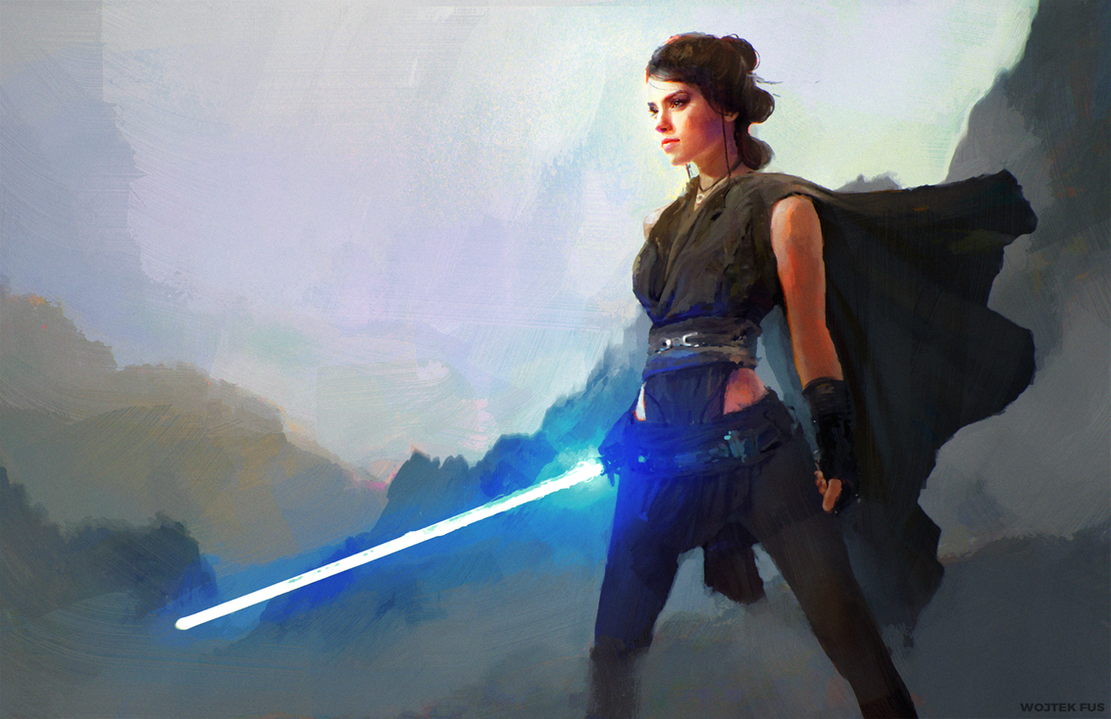 Rey: Official Info - Daisy Ridley (Rey) In Episode VIII