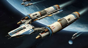 V-WING - Heavy Bomber