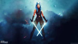 Star Wars: Ahsoka by WojtekFus